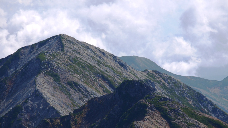 AS44鷲羽岳への稜線.jpg