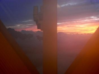 10151600山荘からの夕景.JPG